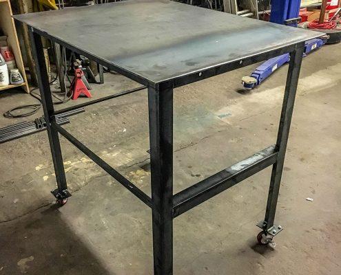 Bend Oregon - Custom Metal Worker - Bent Metal Works 1