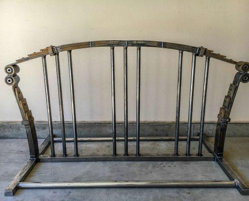 Custom Bike Rack - Bent Metal Works - Bend OR 1
