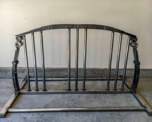 Custom Bike Rack - Bent Metal Works - Bend OR